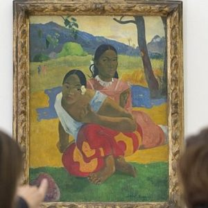 A Gauguin Shatters Records and Becomes Most Expensive Painting Ever Sold at $300M