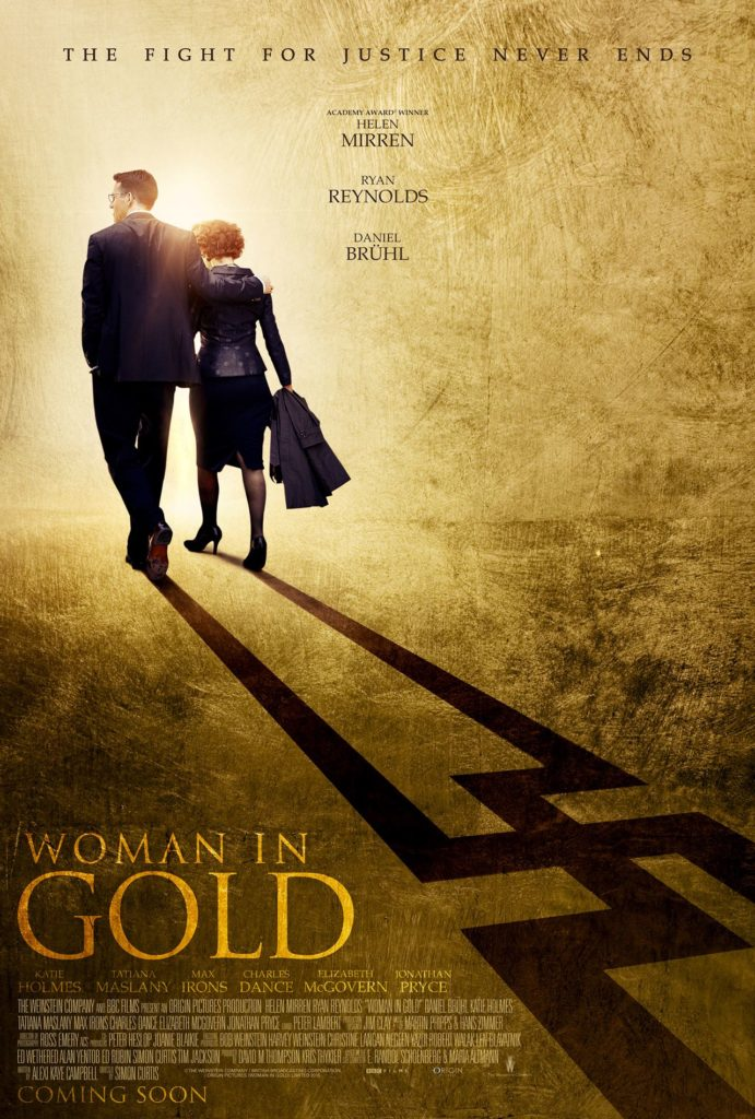 Woman in Gold - The Journey of Adelle Bloch Bauer