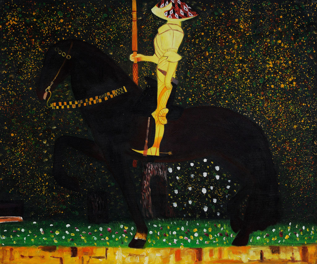 Klimt - The Golden Knight