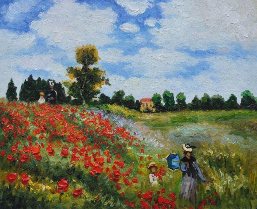 poppies-monet