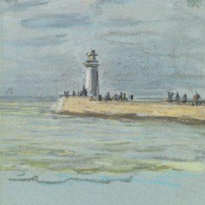 Hidden Unseen Monet Discovered