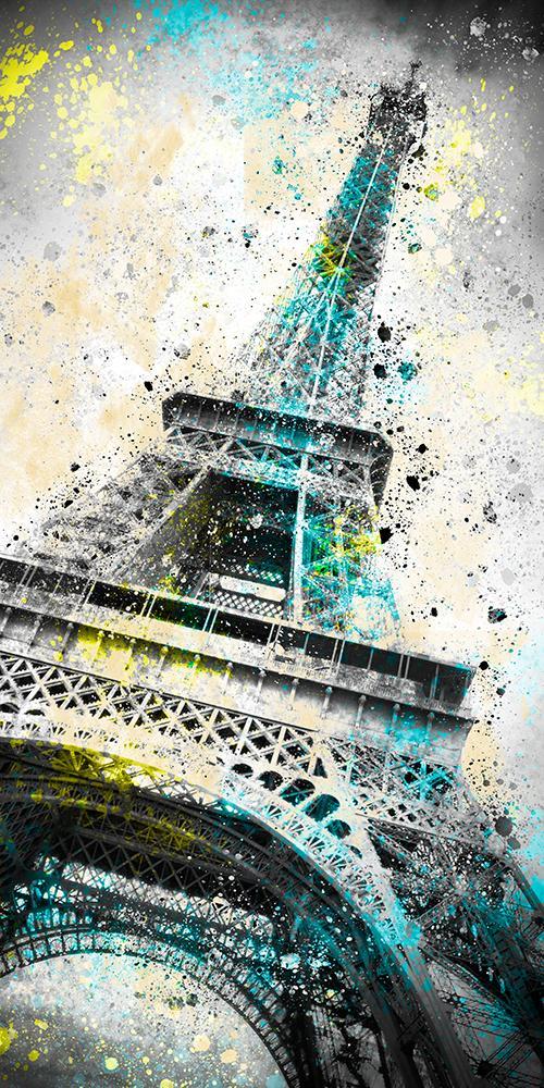 PARIS Eiffeltower IV