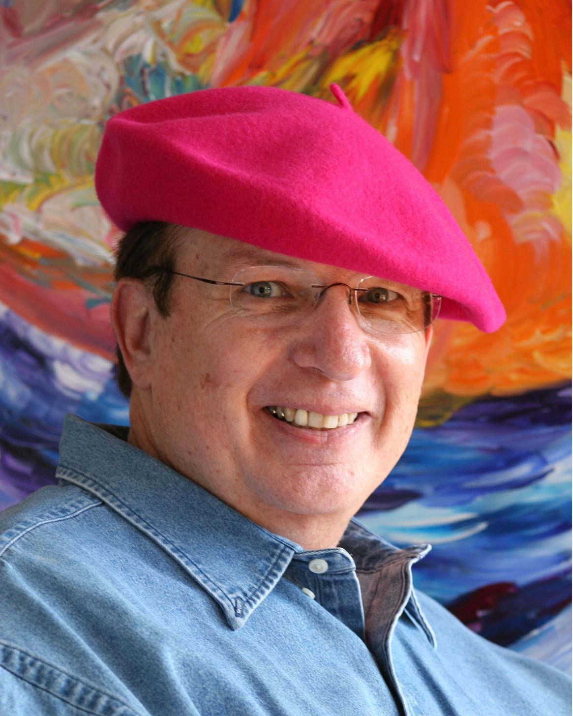 Artist Ralph White