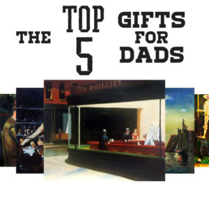 See the Top 5 Oil Paintings for Father's Day