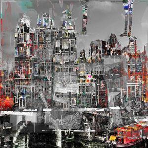 Dutch Multimedia Artist Geert Lemmers Selected as ArtistBe.com's July Artist of the Month