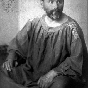Happy Birthday, Gustav Klimt!