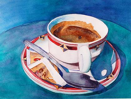 Café con Leche - Lynne Atwood
