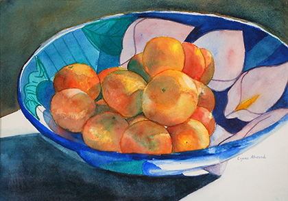 Clementines - Lynne Atwood