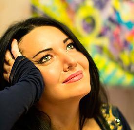 The Artist Svetlana Tikhonova