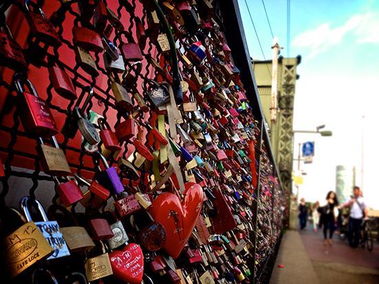 Love Locks - Lane Farnham