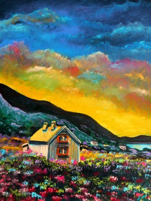No Place Like Home by Karen Zima