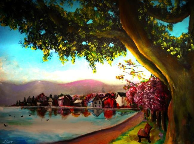 The View by Karen Zima