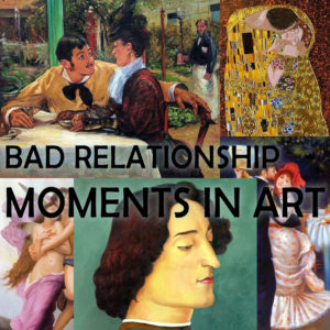 These 20 Paintings Are Every Bad Relationship Moment You've Had
