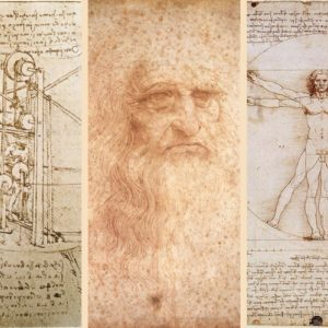 Ten Things You Might Not Know about Leonardo da Vinci