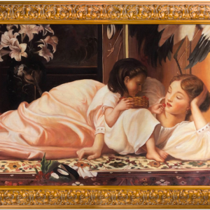 Art That Will Make Your Mom Cry: 12 Memories With Mom, Captured by the Masters