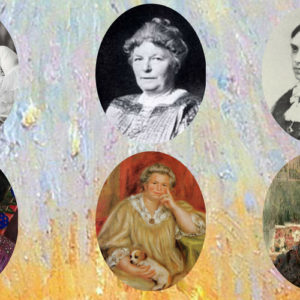 The Muses: Women who Inspired Great Art