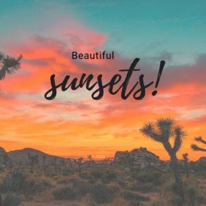 Top Ten Beautiful Sunsets in Art