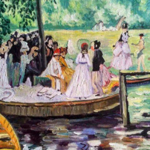 Renoir and Monet: Friendship and Art