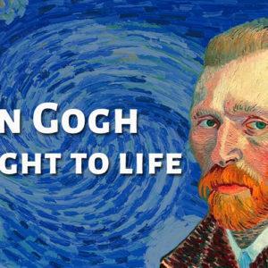 L'Atelier des Lumières Brings Vincent van Gogh to Life