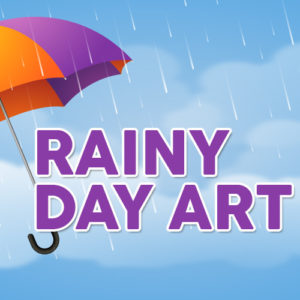 Beautiful Art, Rain or Shine