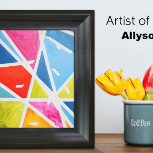 Allyson Block: Discover the World in the Abstract