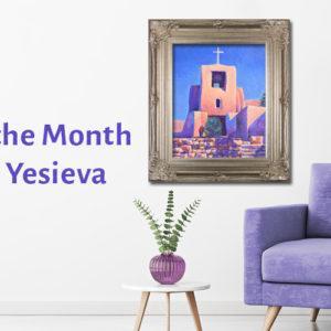 Deliara Yesieva and Modern Pointilism