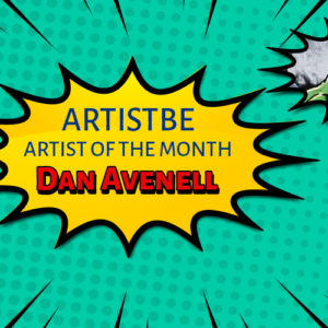 Dan Avenell: Pop Art that Pops!