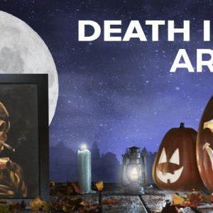 Halloween Special: Death in Art