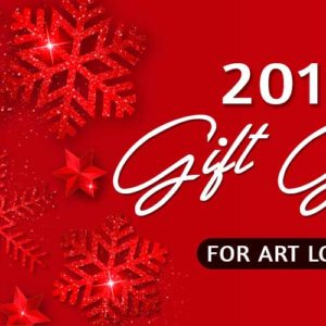 Holiday Gift Ideas: Pre-Framed Art