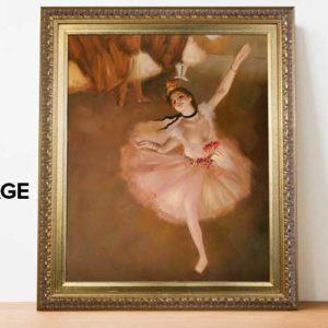 Edgar Degas and the Opera Exhibit
