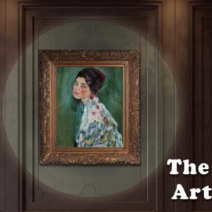 Gustav Klimt Stolen Art Found