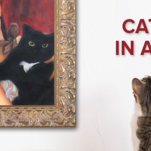 Celebrate National Cat Day with Cat Art