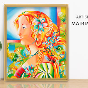 Mairim Perez Roca: Living in a World of Joy and Color