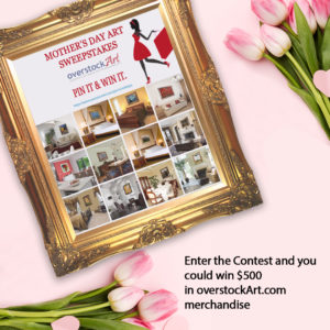 Make Mom Proud: Win $500 Worth of Art and Frames!
