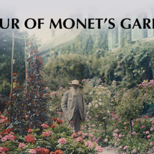 Claude Monet's Beautiful Gardens