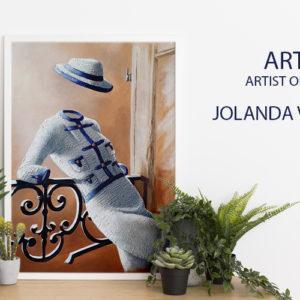 Jolanda van der Elst- Feel Good Art
