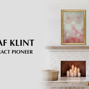 Hilma af Klint: A True Abstract Pioneer