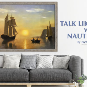 Celebrate Talk Like a Pirate Day with Nautical Art