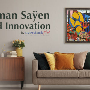 H. Lyman Sayen: Art and Innovation