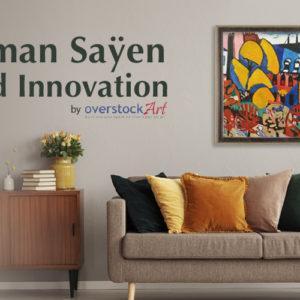 H. Lyman Sayen: Art and Innovation