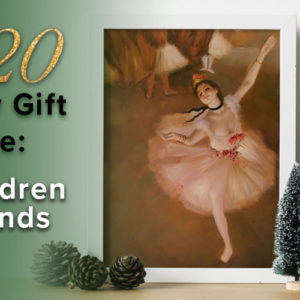 Gift Guide for the Holidays: Children and Friends
