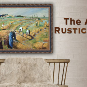 Rustic Décor Art Pieces