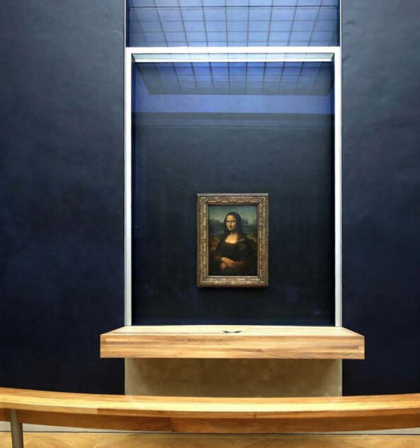 The Mona Lisa - The Louvre Auctions Experiences