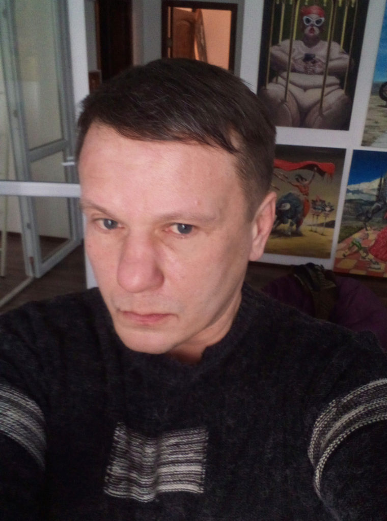 Sergey Kirillov- Art and Fashion