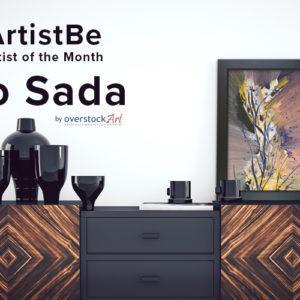 Jo Sada: Hypnotic Beauty