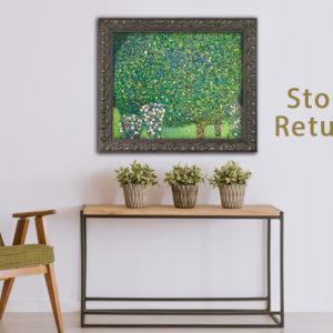 Stolen Klimt Returned from France