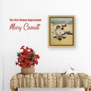 Mary Cassatt: A 19th Century Master