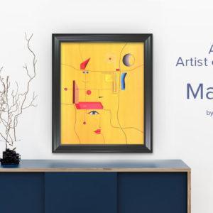 Mark Pol – An Abstract Adventurer