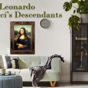 Finding Leonardo Da Vinci's Descendants