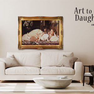 Art to Celebrate Daughter's Day
